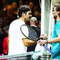 Tennis, Rotterdam: