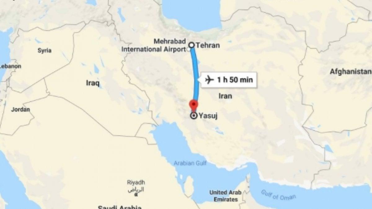 Aereo Privato Caduto In Iran : Iran caduto aereo con più di persone a bordo