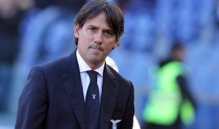 """Lazio, Inzaghi: """"Quando non vinciamo fa notizia, nello spogliatoio nessun mugugno"""""""