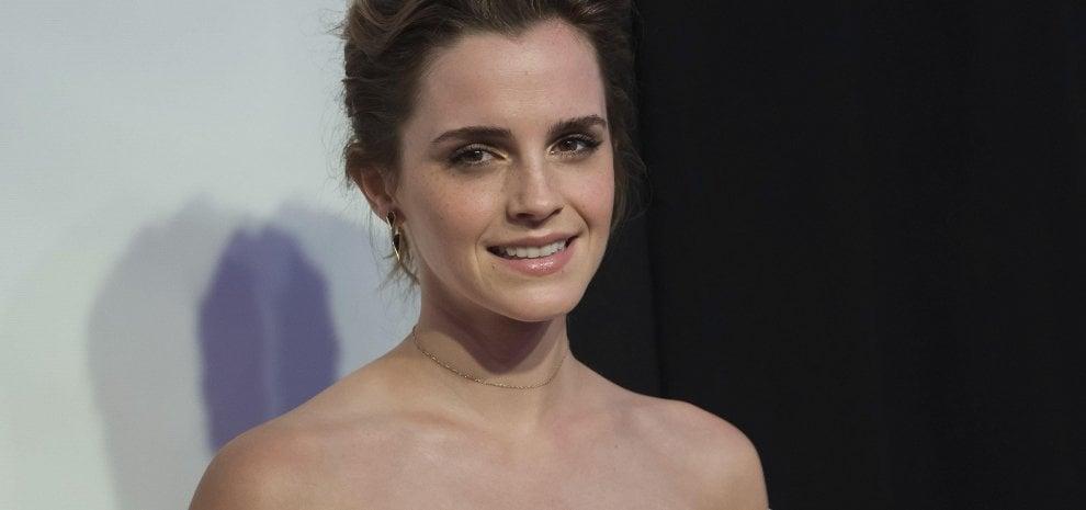 Emma Watson dona un milione di sterline per le donne vittime di abusi sul lavoro