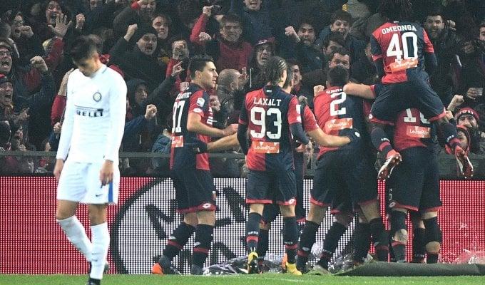 Crisi Inter: numeri da B e giocatori demoralizzati. La corsa Champions si complica