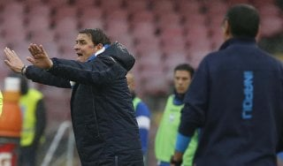 """Spal, Semplici: """"Convinti verso la salvezza, con il Napoli non era facile"""""""