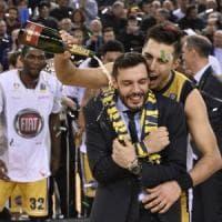 Basket, coppa Italia a Torino; Galbiati: ''Grande gioia, ora viene il difficile''