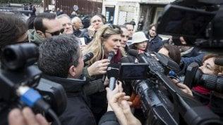 Roma, Federica Angeli testimone in aula contro il boss Spada