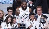 ASG, LeBron batte Curry E' suo anche il titolo di Mvp