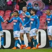 Napoli, il duello infinito con la Juve: si viaggia a ritmi record