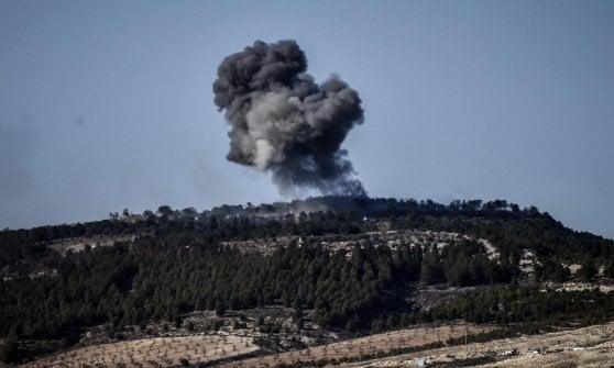 "Siria, le truppe di Damasco verso Afrin. Erdogan a Putin: ""La Turchia non si fermerà"""