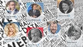 Altro che milioni di follower: ecco quanti utenti seguono davvero i leader politici su Twitter