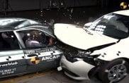 Rivoluzione sicurezza: gli incidenti mortali 20 anni fa, con le auto di oggi non più