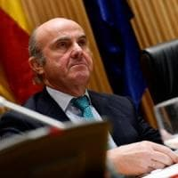 Vicepresidenza Bce, De Guindos nominato dall'Eurogruppo