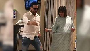 Per evitare il parto cesareoballa la hit di Daddy Yankee