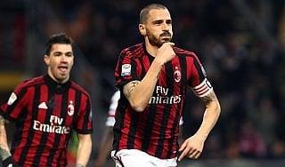 """Milan, Bonucci: """"Via dalla Juve per crisi post Berlino. Adesso siamo una squadra"""""""