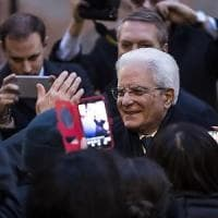 """Appello di Mattarella: """"L'Italia ha bisogno di solidarietà, non di divisioni"""""""