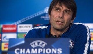 """Champions, riecco Chelsea-Barcellona. Conte: """"Noi sfavoriti, serve la partita perfetta"""""""