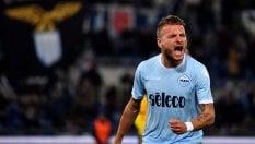 Doppio Immobile, 2-0 al Verona. Lazio supera Inter: è quarto posto