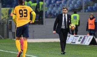 """Verona, Pecchia: """"Troppo timidi, ma possiamo ancora recuperare"""""""