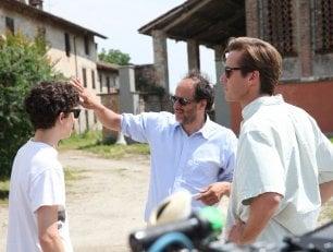 Ai Bafta in nero il film di Guadagnino incassa il premio per l'adattamento. Miglior film 'Tre manifesti'