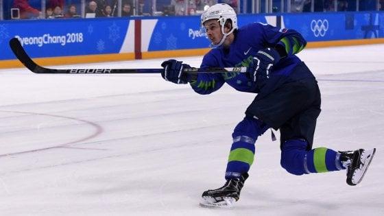 PyeongChang 2018: terzo caso di doping, positivo un nazionale sloveno di hockey