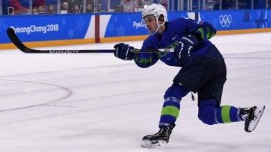 Terzo caso di doping, positivo un nazionale sloveno di hockey