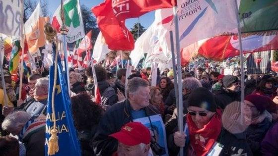 """""""Mai più fascismi"""": sabato a Roma la manifestazion"""