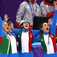 PyeongChang 2018, short track: Italia argento nella staffetta femminile