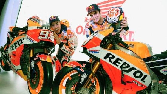 Marquez rinnova con la Honda fino al 2020