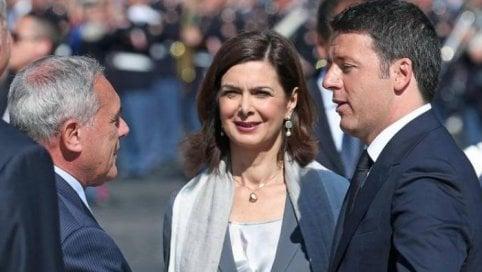 """Boldrini: """"Voto a Pd riabilita Berlusconi"""""""
