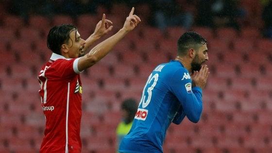 Napoli, rinforzo per Sarri: arriva Milic. Albiol: ''Scudetto il sogno di tutti noi''