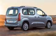Opel, tutto nuovo il Combo Life