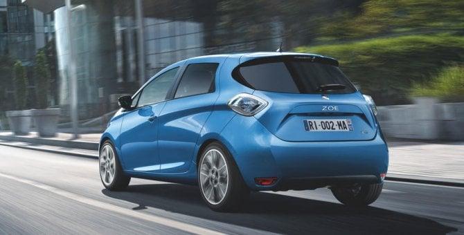 Più potenza per la Renault Zoe