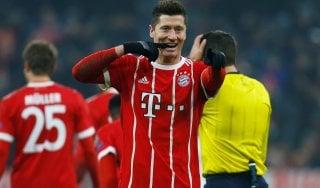 Champions, cinquina al Besiktas: il Bayern ipoteca i quarti di finale