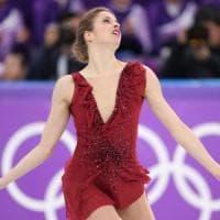 PyeongChang2018, pattinaggio figura; Kostner sesta dopo il corto: ''Non è ancora finita''