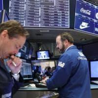 Le Borse europee migliorano, il Dow Jones riguadagna i 25 mila punti