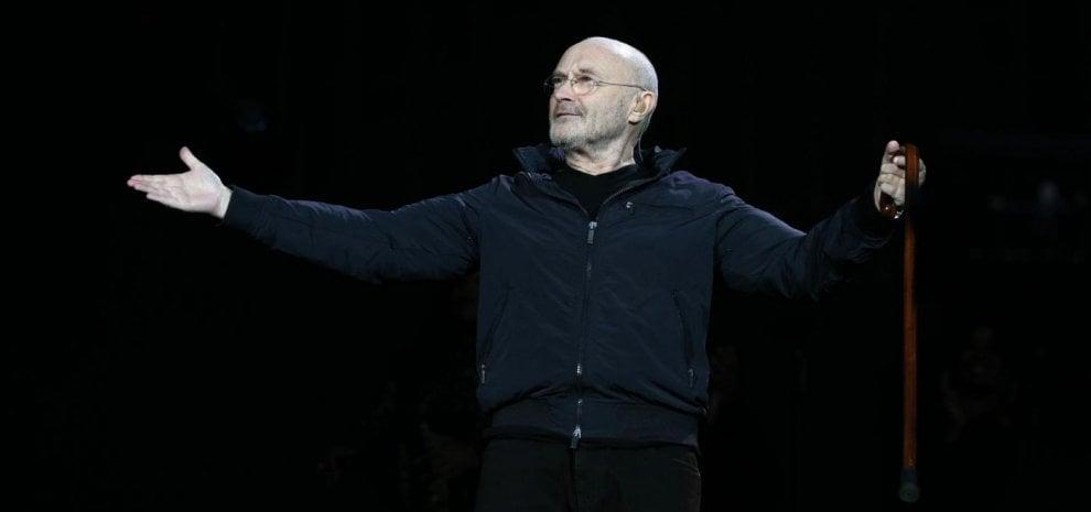 Phil Collins è senza visto, arrestato (e subito rilasciato) a Rio de Janeiro