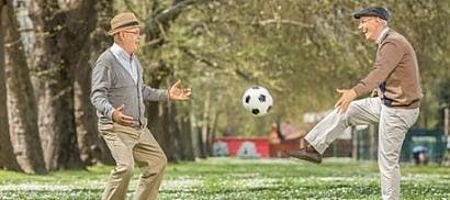 Anziani ma attivissimi Il segreto? È in un neurone