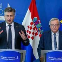 Slovenia e Croazia, alta tensione sui confini marini