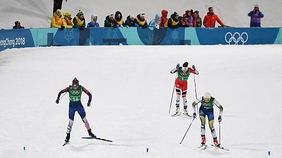 PyeongChang 2018, sci di fondo: Pellegrino-Noeckler quinti nello sprint a squadre