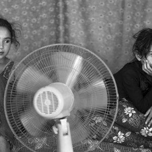Relocated identities, volti e storie di famiglie siriane in cerca di identità