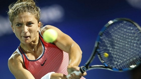 Tennis, Dubai: per Sara Errani disco rosso contro la Kerber