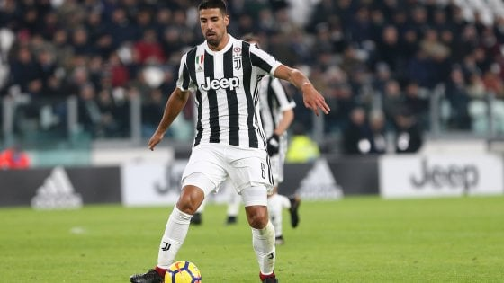 Juve, Khedira apre all'addio: