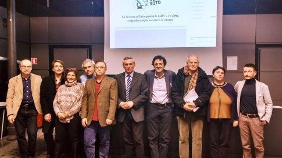 Scienza, grande esclusa dalla politica italiana