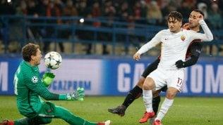 Champions: Under illude la Romalo Shakhtar vince in rimonta 2-1Giallorossi come la Juve, ripresa da buttare di GIANNI MURA