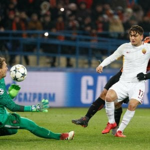 Champions League, Shakhtar-Roma 2-1: Under illude poi la rimonta