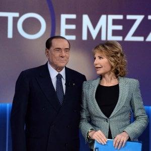 """Divorzio Berlusconi Lario, botta e risposta. Lui: """"Non"""