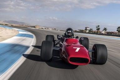 Torna la F1 degli anni Sessanta, in vendita la Scarbo: giocattolo tutto da guidare