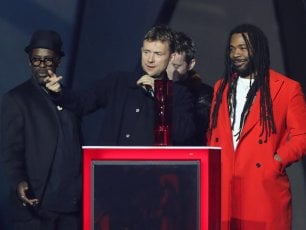 Brit Awards, Lipa e Stormzy: la vittoria degli emergenti. E i Gorillaz contestano la Brexit