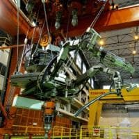 Il fatturato delle industrie italiane ai massimi dall'inizio della crisi