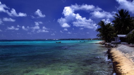 """Buone notizia dalla Polinesia: """"Tuvalu non sta più scomparendo, si espande"""""""