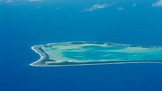 """L'isola che c'è. """"Tuvalu non sta più scomparendo, si espande"""""""