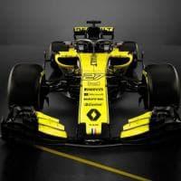 Renault F1, ecco la monoposto per la stagione 2018